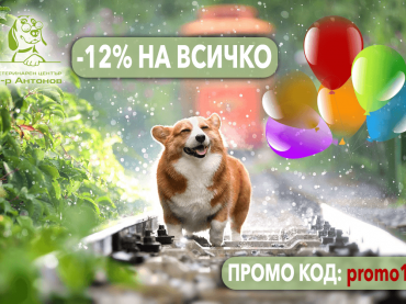-12% на всичко до УТРЕ
