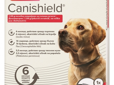 Beaphar Cani Shield - нов помощник в борбата с паразитите