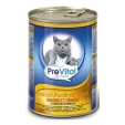 PreVital консерва за котки, различни вкусове, 415гр