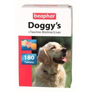 Витамини за кучета Beaphar микс Биотин и Таурин, 180 бр