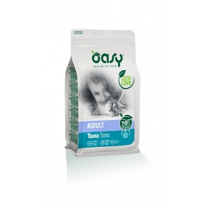 Храна за котка Oasy Cat Adult Tuna с риба тон, 7.5 кг
