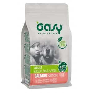 Храна за куче Oasy Salmon Monoprotein Adult  с прясна сьомга