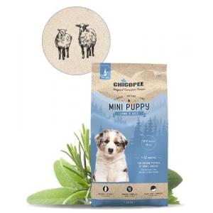 Храна за кучета Chicopee Classic Nature Puppy Mini за мини породи с агне и ориз до 10 месеца, 2 кг