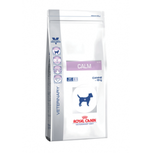 Royal Canin Calm - лечебна храна за кучета при стресови състояния, 2 кг