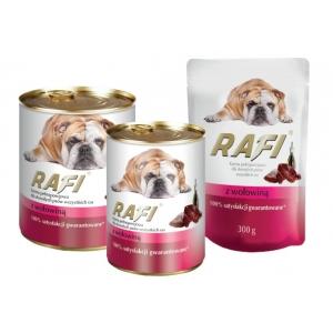 Пауч за кучета Rafi Adult с телешко