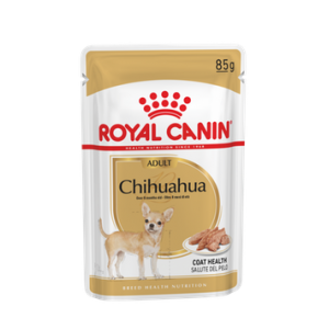 Royal Canin Chihuahua Pouch - пауч за кучета чихуахуа, 85гр