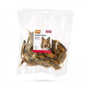 Лакомство за куче - натурални сушени пилешки крилца, Karlie
