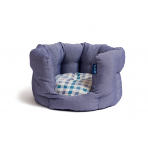 Project Blu Bengal Сat - легло за котка, синьо 55х50х25
