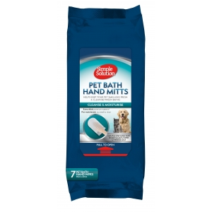 Ръкавици за баня Simple Solution Pet Bath Hand Mitts,  7 бр