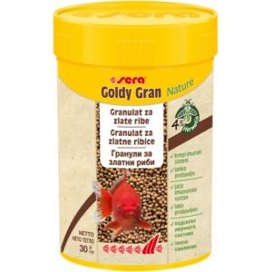 Sera Goldy Gran Nature - храна за златни рибки