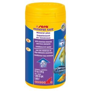 Sera Mineral Salt  - обогатява водата с минерали