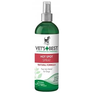 Спрей за кучета Vet's Best Hot Spot за раздразнена кожа, 235 мл
