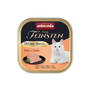 Animonda Vom Feinsten Mild Menu - пастет за кастрирани котки, 100 гр